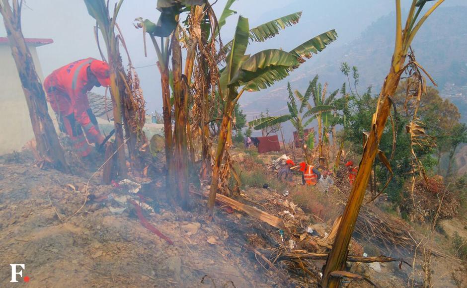 Rescue operation in pauri. Firstpost
