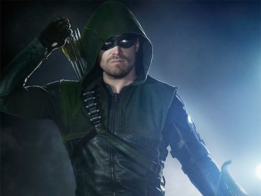 Stephen Amell in 'Arrow'. Image courtesy: Facebook
