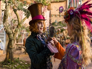 Alice Through the Looking Glass review: Five years too late, this sequel proves less is more