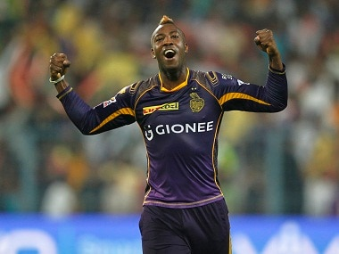 Andre Russell. BCCI