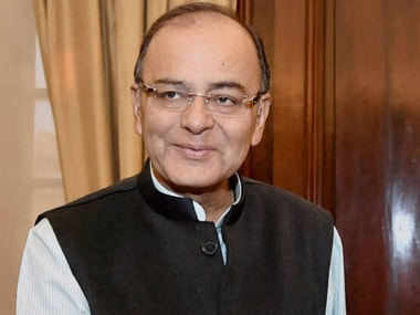 A file photo of Finance Minister Arun Jaitley. PTI