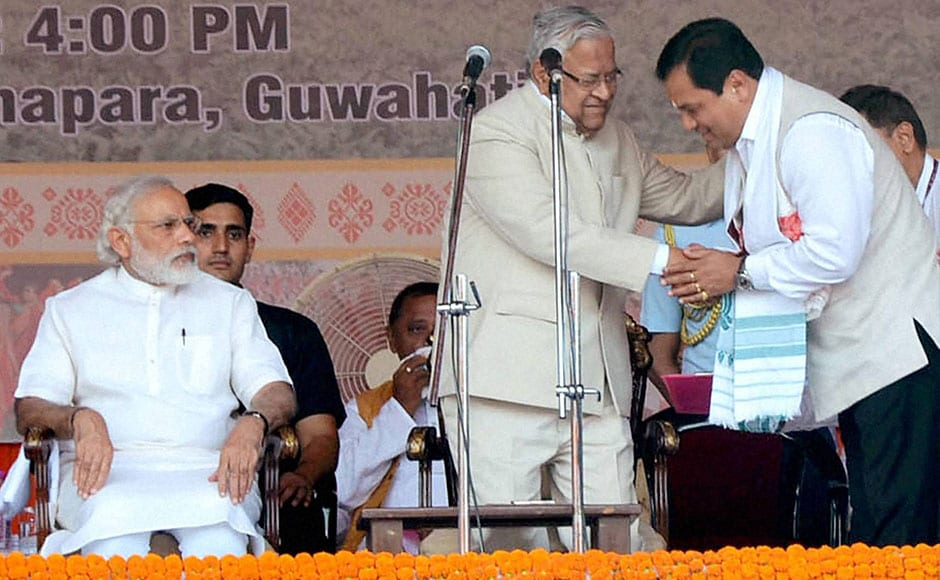 It goes to Sonowal's credit that he could deliver Assam to PMNarendra Modi and party chief Amit Shah in an election where the so-called 'Modi wave' of 2014 was either on the wane or simply non-existent. PTI