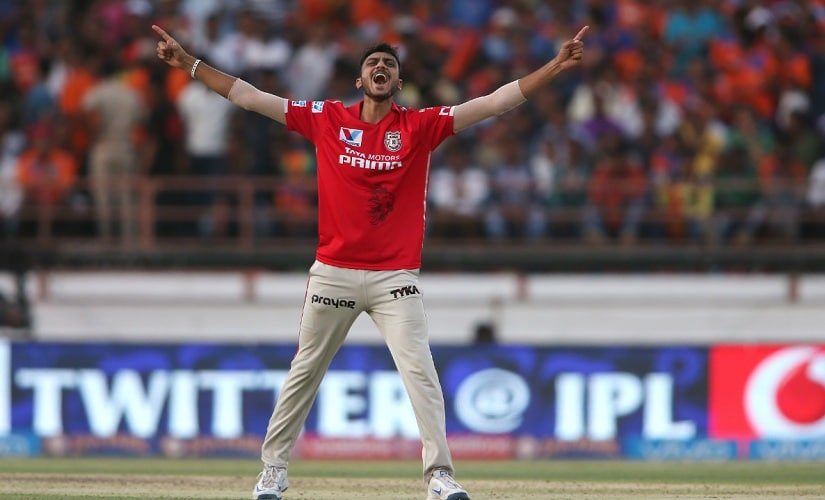 Axar Patel was the only player to take a hat-trick this IPL. BCCI