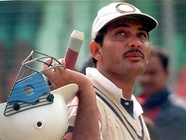 Mohammad Azharuddin during his Team India days. Image from AFP