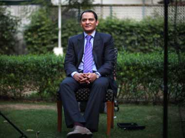 File photo of Mohammad Azharuddin