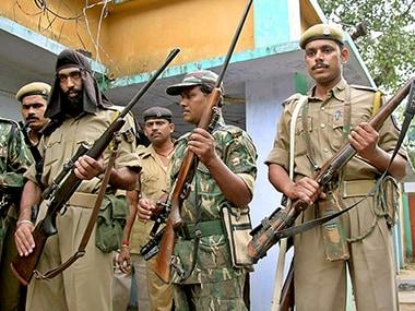 File photo of Bihar police. Reuters