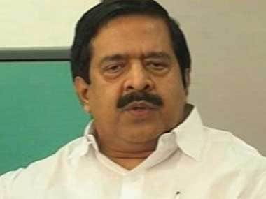 File image of Ramesh Chennithala. News18