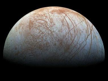 Europa, Jupiter's Moon. Image Courtesy: Wikicommons/Nasa