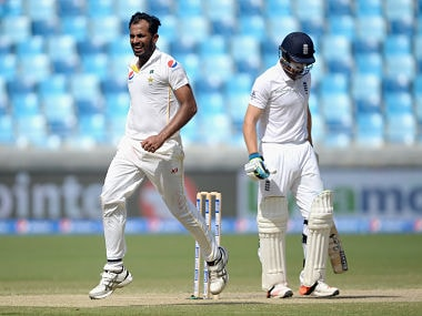 Wahab Riaz talks about acclimatising to English conditions. Getty images