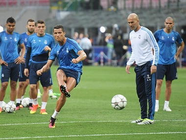 Ronaldo could transcend Champions League final. Getty Images