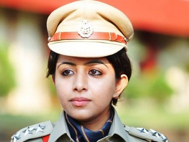 A file photo of IPS officer Merin Joseph. Photo credit : Facebook, Merin Joseph