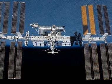 The International Space Station in orbit. NASA via AP
