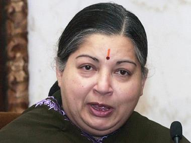 Tamil Nadu CM J Jayalalitha asks PM Modi to not enforce NEET even in the future. File photo. AFP