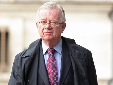 Iraq Inquiry chairman Sir John Chilcot in a file photo. AFP