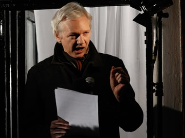 File image of Julian Assange. Reuters