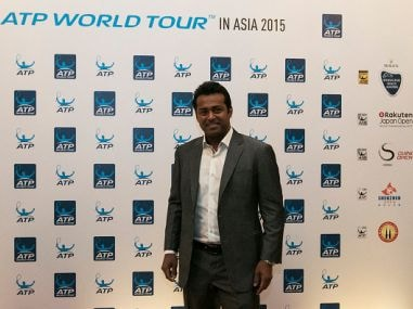 File photo of Leander Paes. Getty