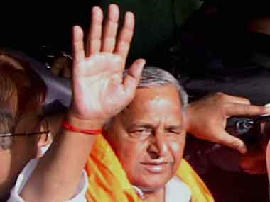SP enjoys unflinching support of minorities, claims Mulayam Singh