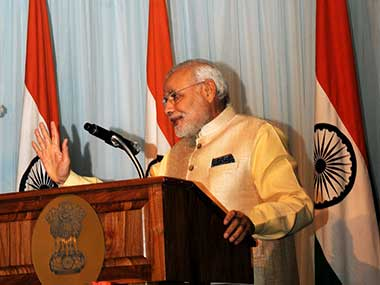 Modi to be fifth Indian PM to address the joint session of US Congress