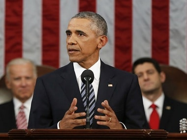 US President Barack Obama. File photo. AP
