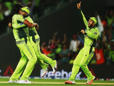 Pakistan's Umar Akmal and Ahmed Shehzad have come under heavy criticism. GettyImages