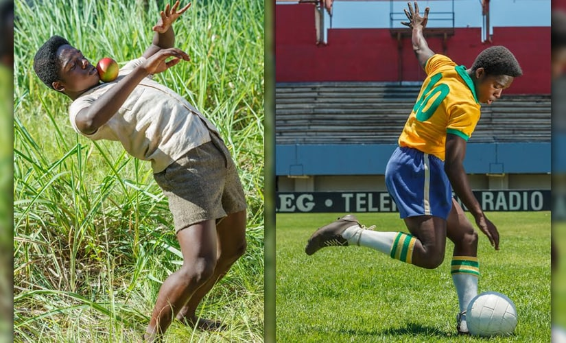 Trained in an unconventional way by his father, Pelé perfects his 'beautiful game'