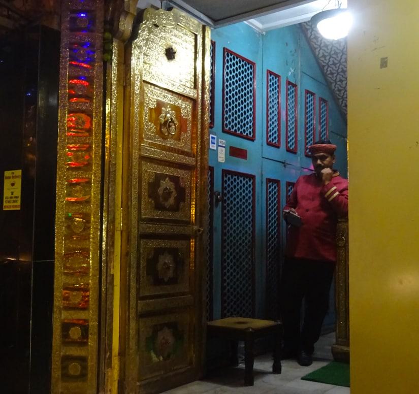 Popular Rajasthani restaurant