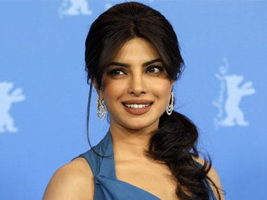 Take a look at what Priyanka Chopra is doing on the 'Quantico' set