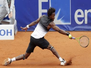 Monfils out of the French Open. Reuters