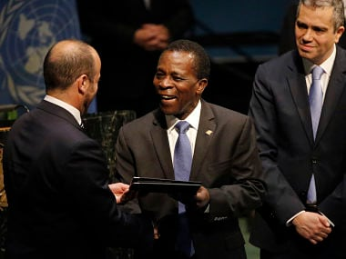 Keith Mitchell to step down as chairman of CARICOM. Reuters