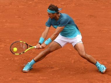 Rafael Nadal. Getty