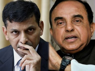 Swamy vs Rajan: One man's fury and a father's prophecy