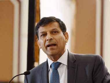 Raghuram Rajan. PTI