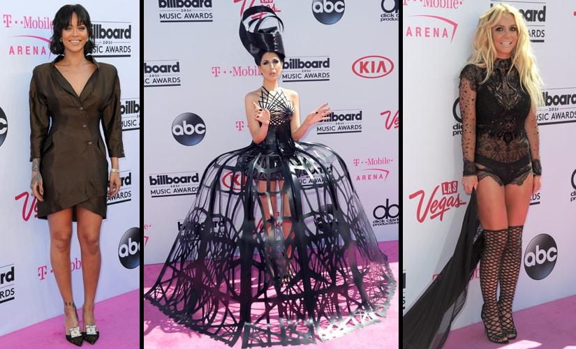 Billboard Music Awards 2016: Check out the red carpet looks of Priyanka Chopra, Rihanna