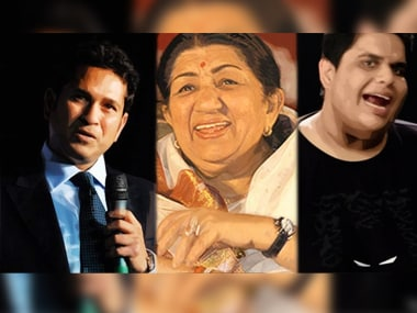 Tanmay Bhat's Sachin Tendulkar-Lata Mangeshkar face swap joke drew the ire of Twitterati and political parties
