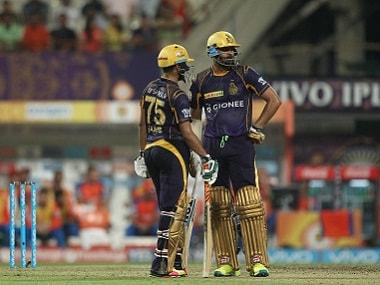 Shakib al-Hasan and Yusuf Pathan were in fine form for Kolkata Knight Riders. BCCI