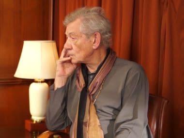 Sir Ian McKellen. Image Credit: Screengrab/Firstpost