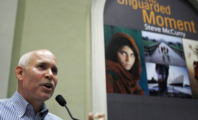 Steve McCurry has often spoken about the 'ungaurded moment' — how ethical is it to alter those moments in post-processing? Reuters