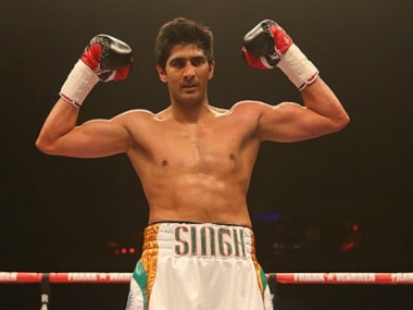 File image of Vijender Singh. Getty Images