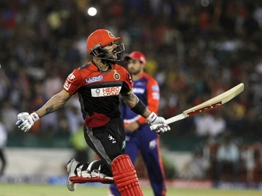 Virat Kohli has been excellent throughout and has carried RCB to the play-offs. BCCI