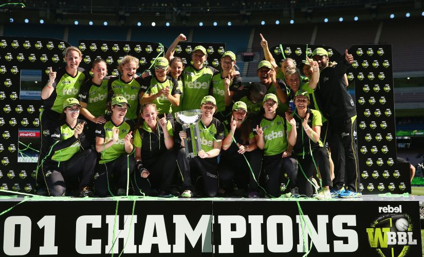 The WBBL was a huge step forward but fatigue has now become a reality for elite female cricketers. Getty Images