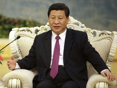 File image of Xi Jinping. AP