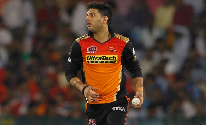 Yuvraj Singh. BCCI