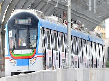 Courtesy Hyderabad Metro Rail Limited website.