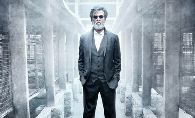 Rajanikanth in Kabali