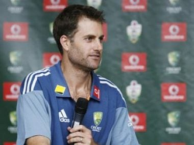 File photo of KKR assistant coach Simon Katich. AFP