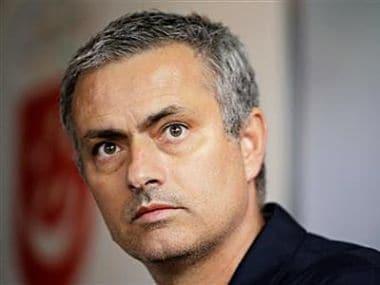 Jose Mourinho. Reuters