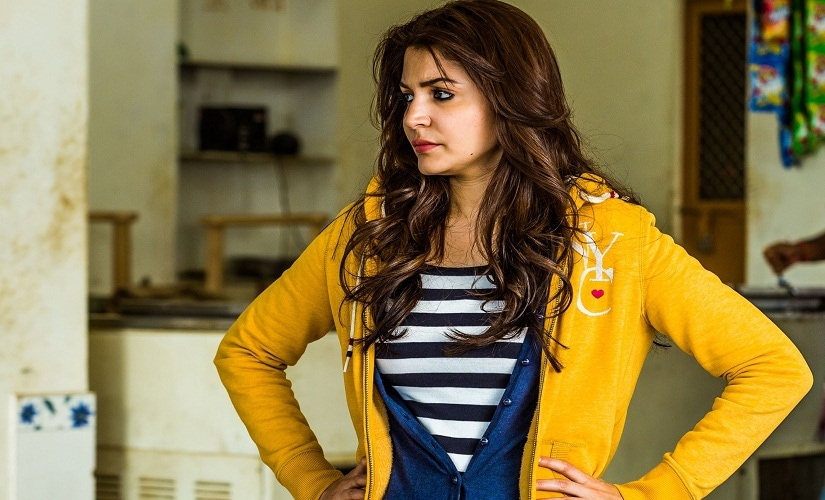 NH10 marked Anushka's foray into production. Her banner is called 'Clean Slate'.