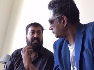 Watch: Anurag Kashyap and Q discuss 'Raman Raghav 2.0' after Cannes screening