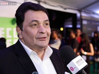 Rishi Kapoor. File photo/IBN