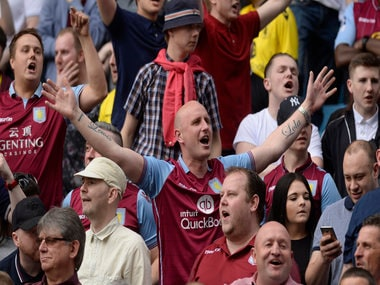 Aston Villa's takeover is complete. Reuters
